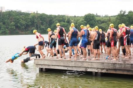 FINEP terénní triatlon vHostivaři odstartuje letní sportovní sezónu