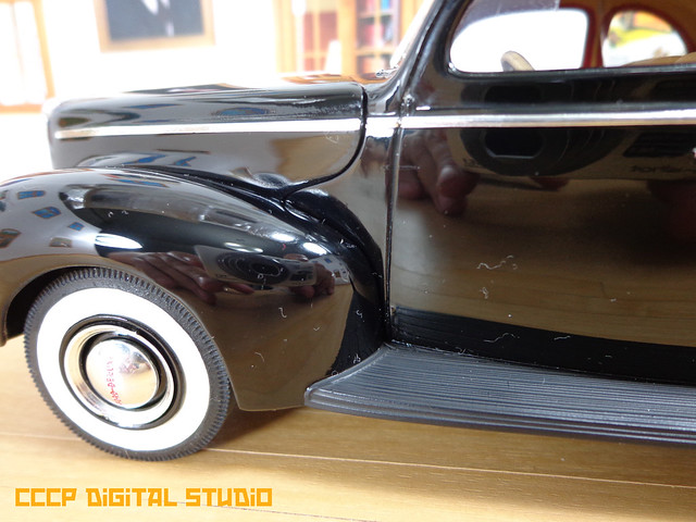 1940 Ford Business Coupe Deluxe, Sony DSC-W630