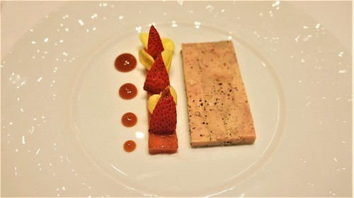 House Cured Terrine of Hudson Valley Foie Gras