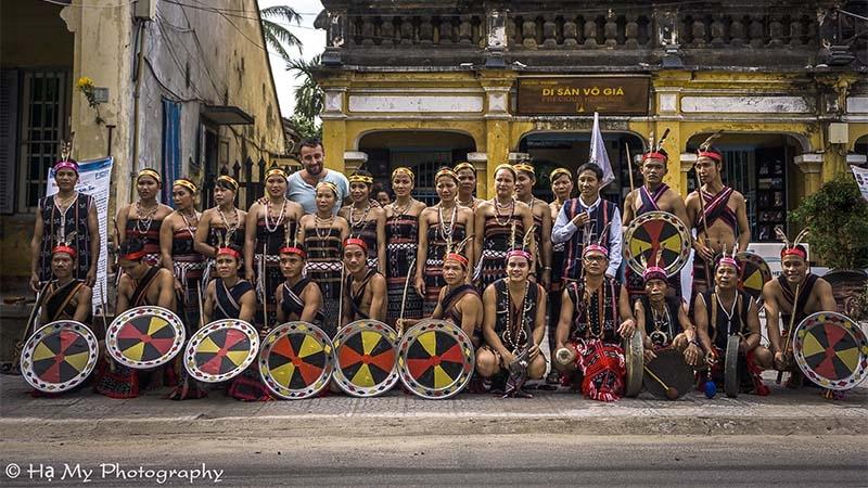 Co Tu Night Festival in Hoi An 3