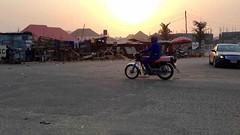 Sunrise over Ushafa Village, Abuja, Nigeria. #JujuFilms