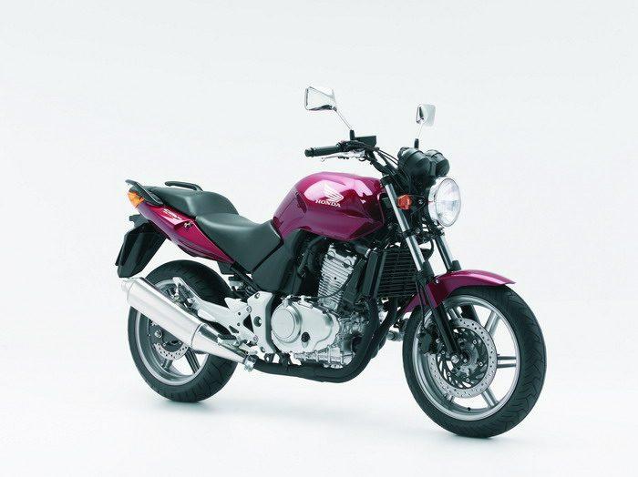 Honda CBF 500 2004 - 10