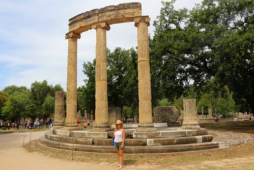 Ancient Olympia. Greece