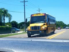 4744 - 2008 Thomas Saf-T-Liner C2 - Hillsborough County School Bus