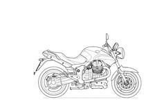 Moto-Guzzi 1100 BREVA 2008 - 17