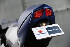 Suzuki SV 650 Cafe Racer par Kikishop 2016 - 14