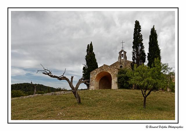 Carte postale provençale