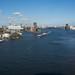 Vie portuaire en Rotterdam, Hollande - 2529
