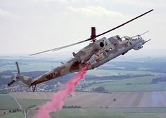 CAF Mi-24V 0839