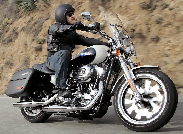 Harley-Davidson XL 1200 T SUPERLOW 2014 - 20