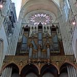 Grand Orgue, Cathédrale Notre Dame...Amiens ( In Explore )