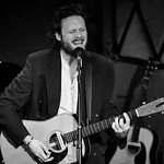 Mon, 08/05/2017 - 4:16pm - Father John Misty performs for WFUV members at Rockwood Music Hall in New York City, May 8, 2017. Hosted by Carmel Holt. Photo by Gus Philippas