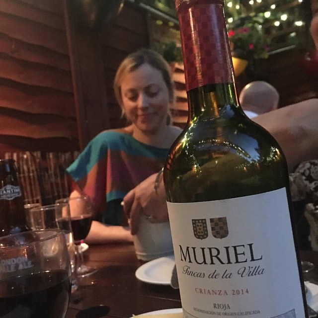 Our good friend Muriel