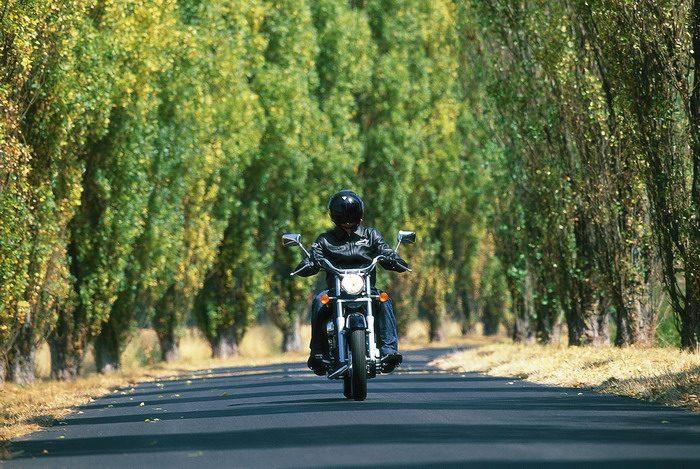 Honda 125 Shadow VT 2006 - 24