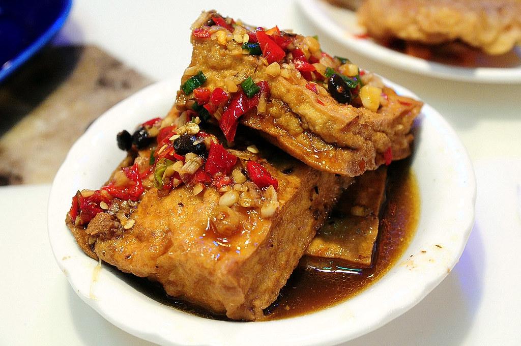 東一排骨-油豆腐 2012-06-27