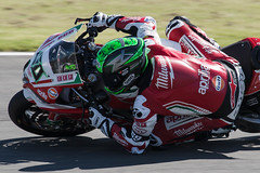 Eugene Laverty, Elbow Down