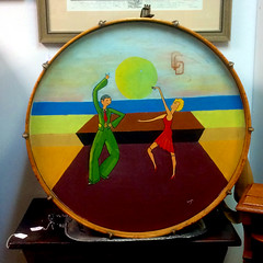 Drum found in Antique Shop