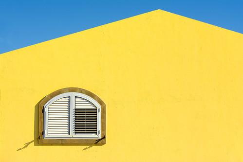 Yellow house (on Explore)