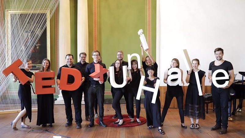 Team TEDxUniHalle 2017