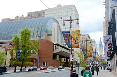 Towards City Hall