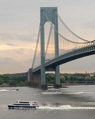 Brooklyn Tower of the Verrazano-Narrows Bridge, Fort Hamilton, New York City