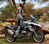 miniature BMW R 1200 GS 2014 - 10