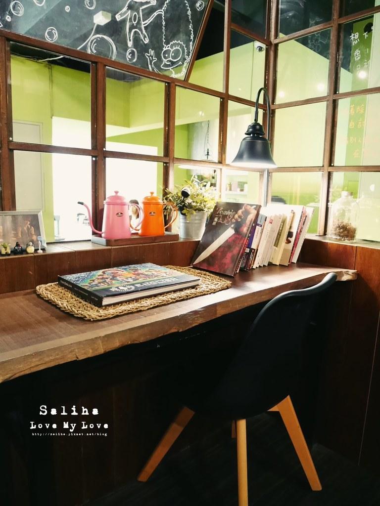 台北東區下午茶推薦Longtimeago Cafe 夢遊咖啡館 (5)