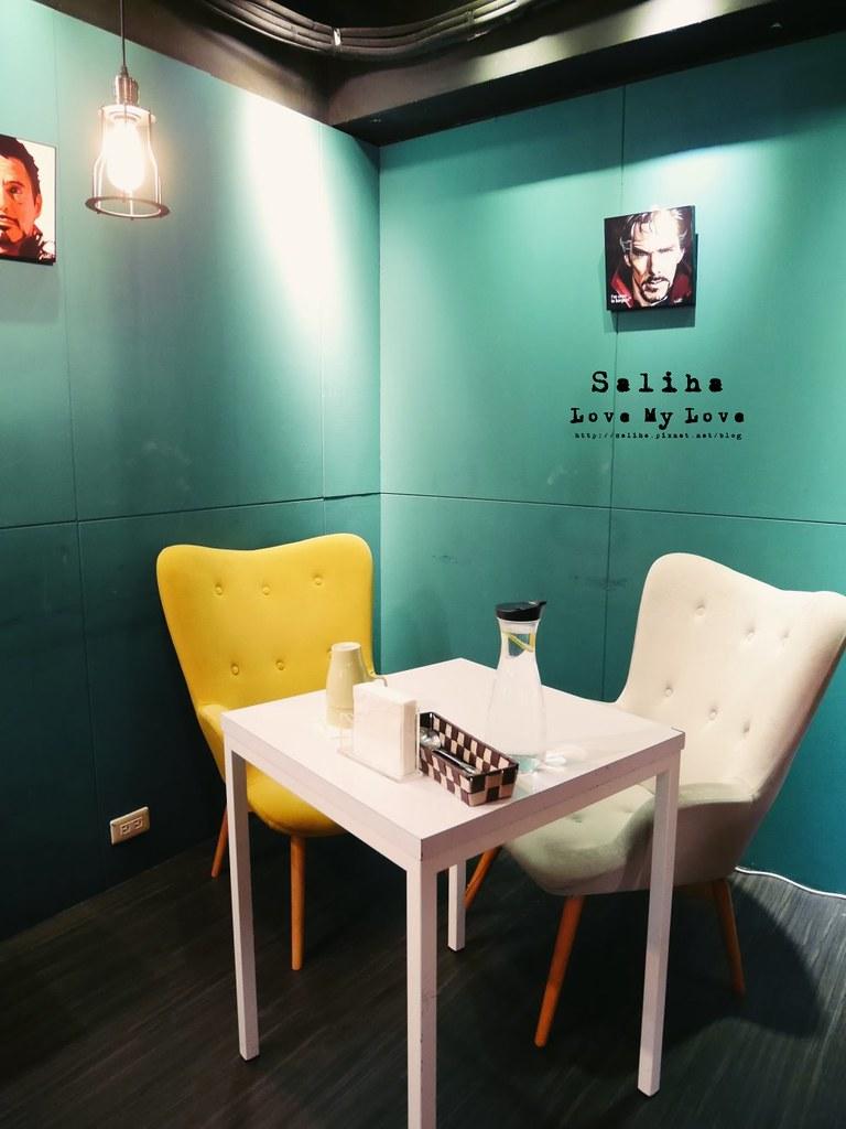 台北東區下午茶推薦Longtimeago Cafe 夢遊咖啡館 (3)