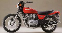Kawasaki Z650 1976 - 4