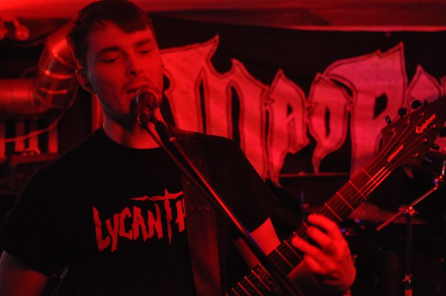Lycanthro at House of Targ