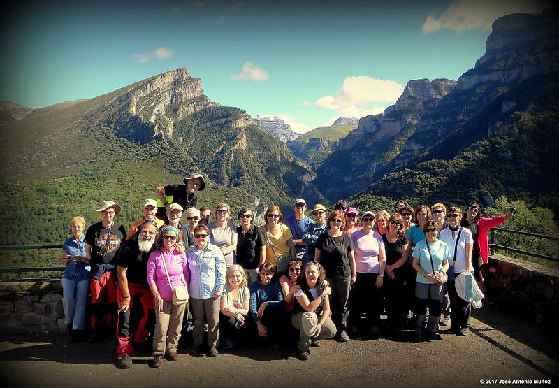 Aínsa y el valle de Ordesa