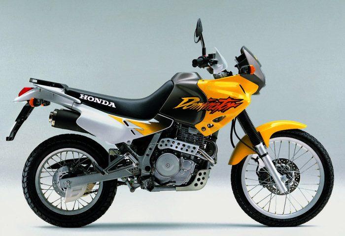 Honda NX 650 Dominator 2002 - 6