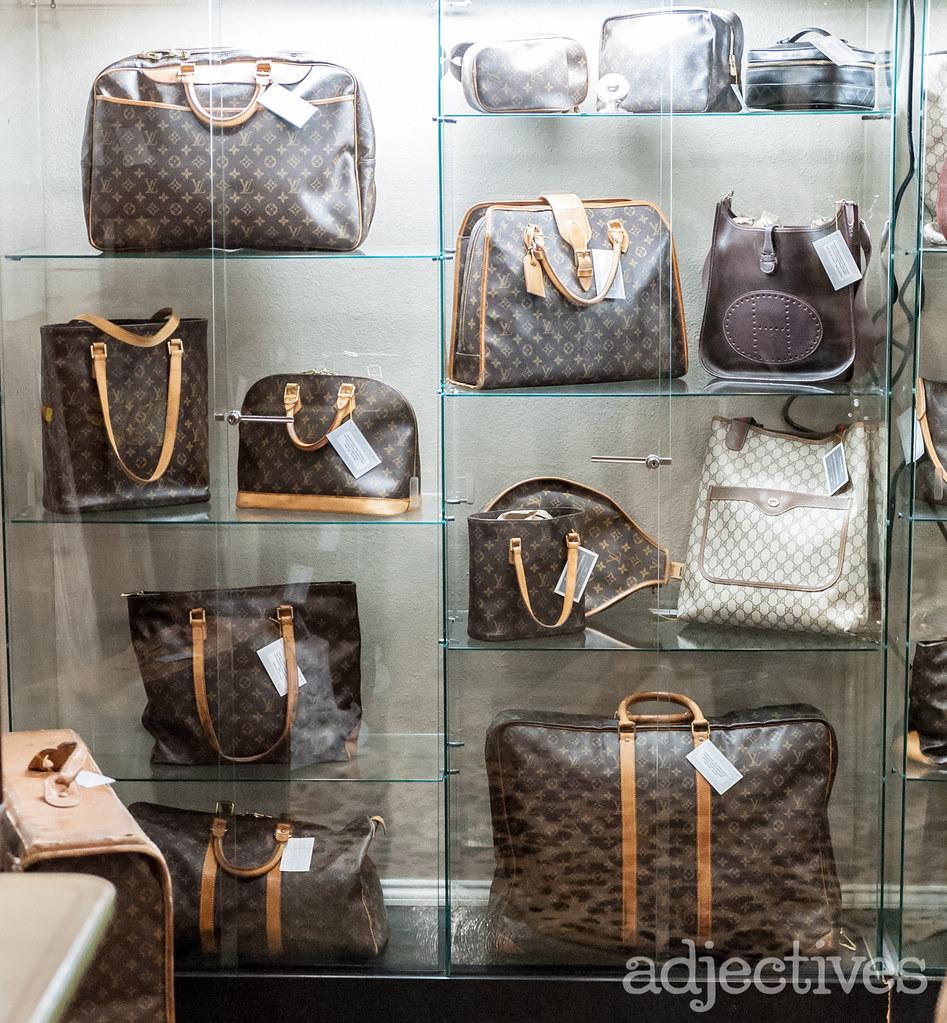Vintage Louis Vitton  bags in Altamonte by Trent Brady