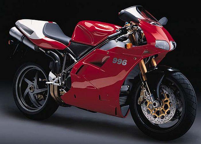 Ducati 996 SPS 1999 - 4