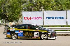Race at Toyota Fast Fun Fest at Phuket. 10-11 June, 2017