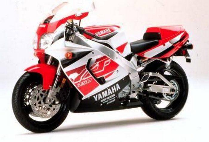 Yamaha YZF 750 R 1995 - 2