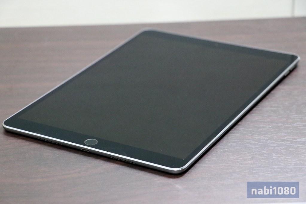 10.5インチ iPad Pro 開封01