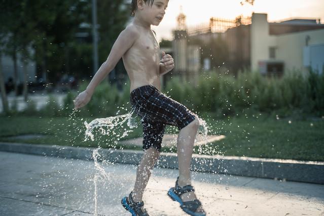 Martino e acqua, Nikon D750, AF Nikkor 50mm f/1.8