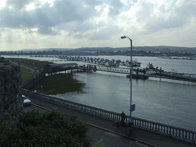 The Medway at Rochester