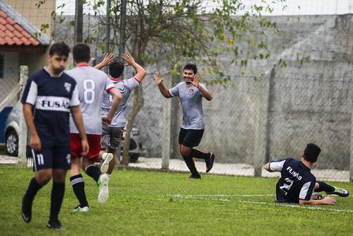 1ª rodada Copa Bancária masculina