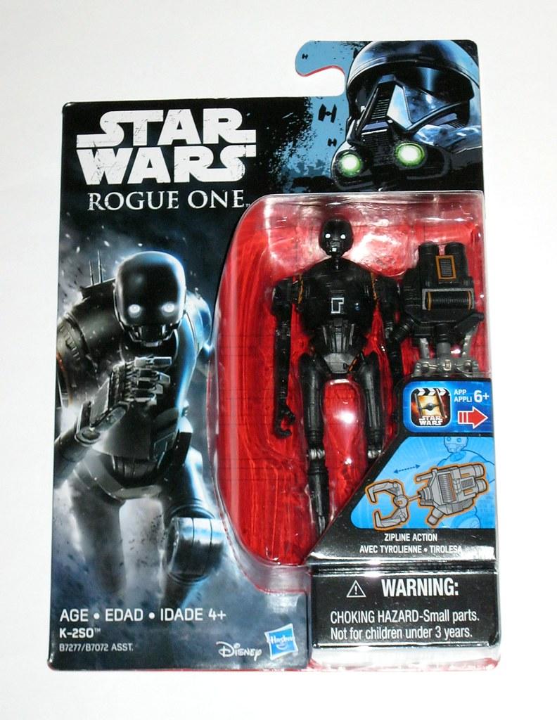Hasbro star wars rogue One//b7277//k-2so