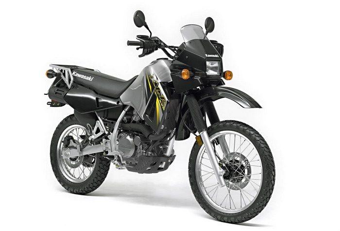 Kawasaki KLR 650 2002 - 3