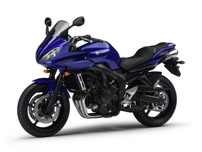 Yamaha FZ6 600 S2 2009 - Fiche moto - Motoplanete