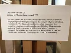 Description of the Druid Robe