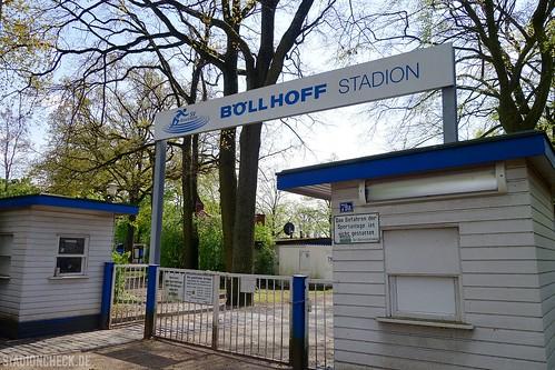 Böllhoff-Stadion, Bielefeld