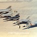 From right to left: Mirage G8-01, Mirage F1, Mirage IIIE, Mirage IIIB, Mirage IV A by Fighterman_FFRC