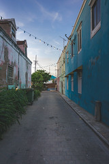 Streets of Curacao