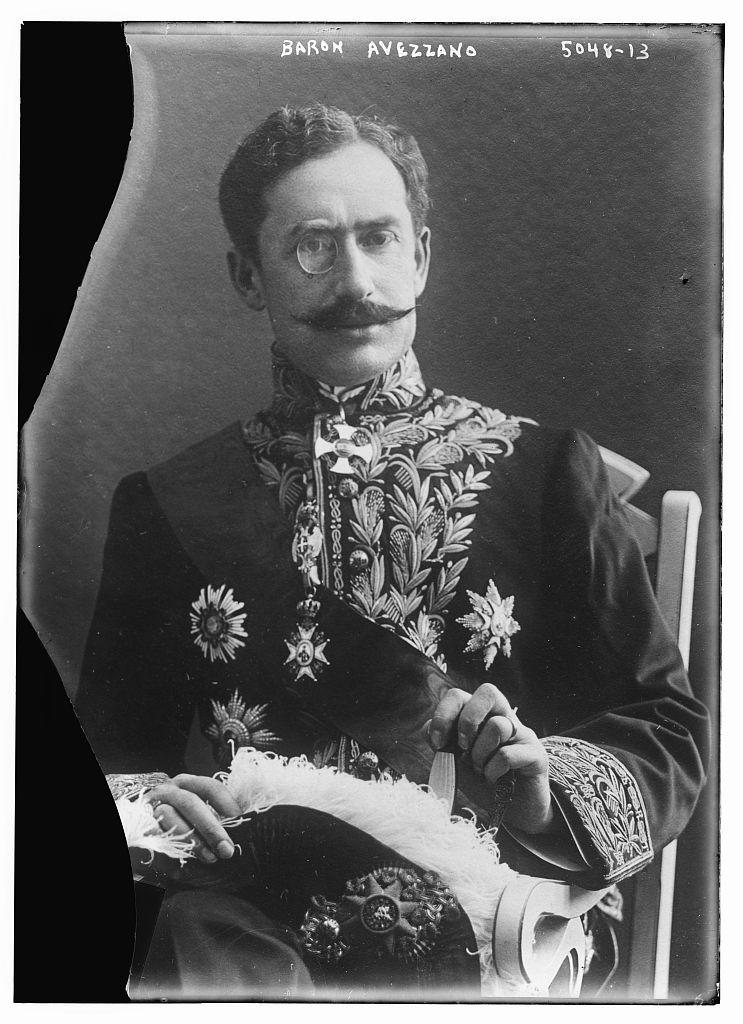 Baron Avezzano (LOC)
