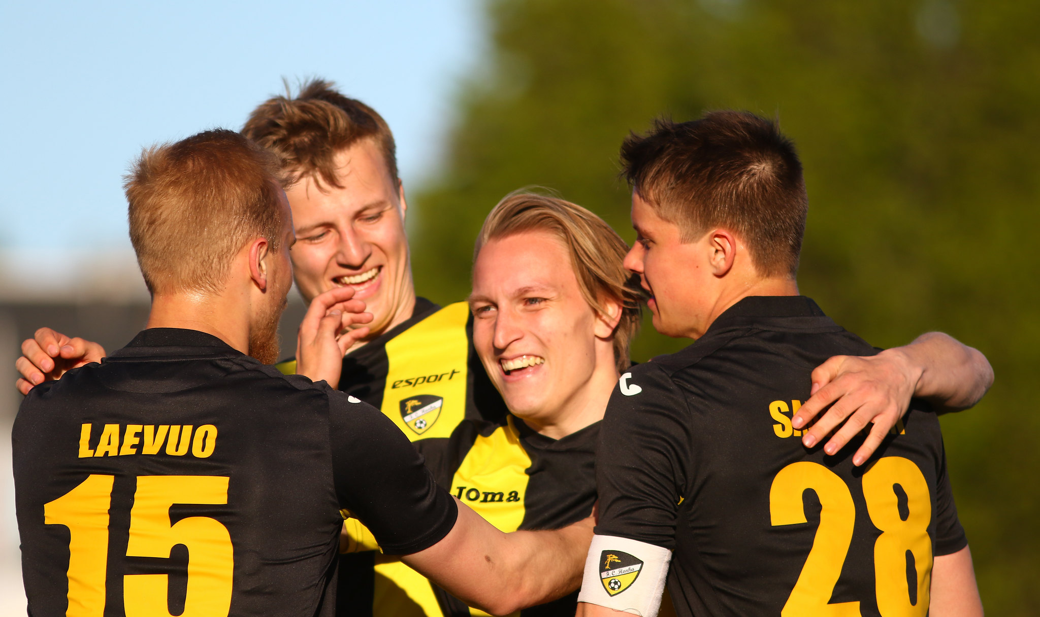 FC Honka- GrIFK ( 5-0 ) 290517