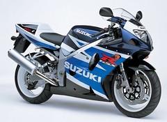 Suzuki 750 GSX-R 2003 - 0